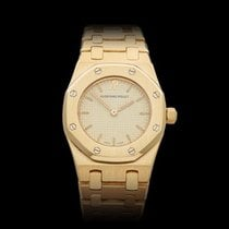 Audemars Piguet Royal Oak 18k Yellow Gold Ladies BA66131.516BA...