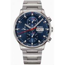 Mido Multifort Commander Chronograph Caliber 60 M016.414.11.04...