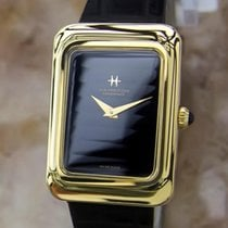 Hamilton Swiss Made Men's Manual 1970 Gold Plated Luxury...