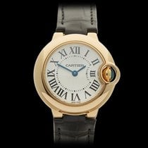 Cartier Ballon Bleu 18k Yellow Gold Ladies 3006 or W6900156 -...