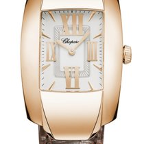 Chopard La Strada 18K Rose Gold Ladies Watch