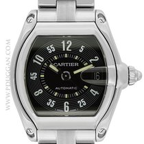 Cartier stainless steel Large Roadster