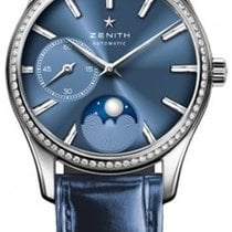 ゼニス (Zenith) Heritage Ultra Thin Lady Moonphase inkl 19% MWST