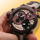 Welder K29-8005 Triple Time Zone Chronograph