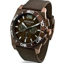 Locman Stealth 0212BNNA-BNNSIN Quarz Chronograph Men's Watch