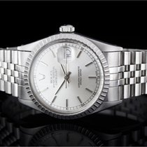Rolex Datejust (36mm) Ref.: 16030 mit Zifferblatt in Silber...
