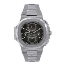 パテック・フィリップ (Patek Philippe) Nautilus Travel Time Chronograph...