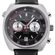 浪琴 (Longines) Heritage Diver 43 Chronograph