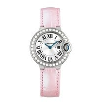 Cartier Ballon Bleu Quartz Ladies Watch Ref WE900351