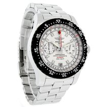 Breitling Skyracer Raven Automatic Mens Stainless Steel Watch...
