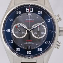 TAG Heuer Carrera Chronograph Flyback black Calibre 36 El...