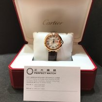 Cartier W6920097 Ballon Bleu 33mm Rose Gold