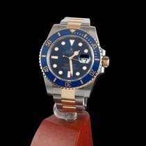 Rolex Oyster Perpetual Date Submariner 300m Steel and Gold...