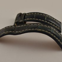 Breitling Leder Armband Band 22mm 22-20 Für Dornschliesse Rar