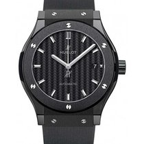 Hublot 511.cm.1771.rx Classic Fusion Black Magic Mens 45mm...