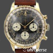 Breitling Vintage Navitimer 806 Cal.Venus 178 Gold18kt um 1965