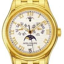 Patek Philippe Gent's 18K Yellow Gold  5036 Annual Calendar.