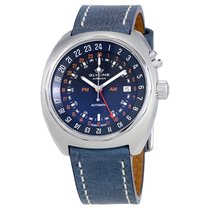 Glycine Airman STT 12 Automatic Blue Dial Men's Watch