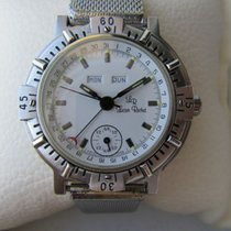 Lucien Rochat Swiss made, Complete calendare– Moon phaese–Wris...