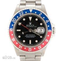 """Ρολεξ (Rolex) GMT Master II 16710 """"Pepsi"""" Steel F-Series"""
