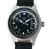 IWC Pilot Collection Worldtimer Stainless Steel 45mm