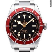 Tudor Heritage Black Bay 79220r RED BEZEL Steel Bracelet ETA...