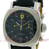 Panerai Ferrari Scuderia Chronograph, Black Dial, Limited...