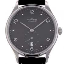 Fortis Hedonist P.M. Stahl Automatik 40mm