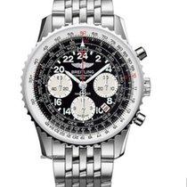 Breitling Navitimer Cosmonaute Steel Chronograph New Navitimer  T