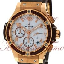 "Hublot Big Bang 41mm Tutti Frutti ""Hazelnut"", White..."