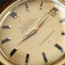 Omega Constellation Ref.168005/6 Black Onix hour makers