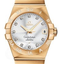 Omega Constellation Co-Axial Automatic 38mm 123.55.38.21.52.008