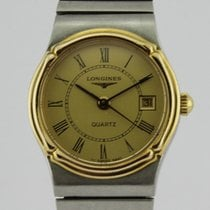 Longines La Grande Classique Quartz 18k Gold and Steel