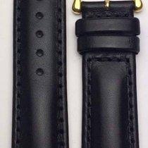 Maurice Lacroix Eliros Kalbslederband schwarz 18mm 2812-10-18-1