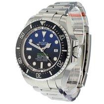 Rolex Sea Dweller DEEPSEA D-Blue James Cameron