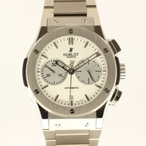 Hublot Classic Fusion Chronograph Titanium Opalin - NEW - with...