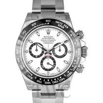 롤렉스 (Rolex) Daytona White/Steel Ø40mm 2016 - 116500LN