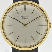 Patek Philippe Calatrava 18k. Gelbgold Ref. 2591