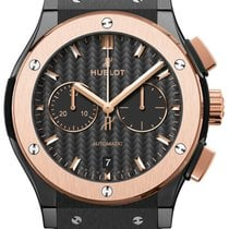 Hublot Classic Fusion 42mm Automatic Chronograph Ceramic King...