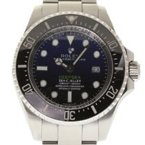 롤렉스 (Rolex) Deepsea Sea-Dweller 116660 Black & Blue Dial...