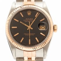 Rolex Datejust Ref. 1601 Rose gold
