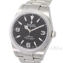 "Rolex Explorer I Stainless Steel 39MM ""2016 New Model"""