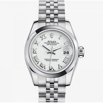 Rolex Oyster Perpetual Lady-Datejust 179160 - 63130  Silver