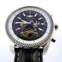 Breitling Bentley Mulinner Tourbillon Chronograph - mens watch