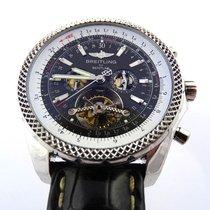 百年靈 (Breitling) Bentley Mulinner Tourbillon Chronograph - mens...