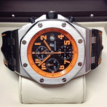 Audemars Piguet Royal Oak Offshore Chronograph Volcano - Box...
