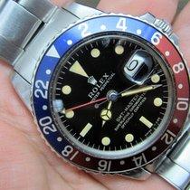 Rolex Vintage GMT-Master 1675 Gilt | GEM