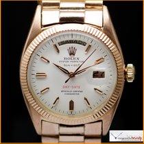 Rolex Day-Date 6510- 6511 Bracelet 18K Pink Gold Second...