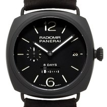Panerai Radiomir 8 Days Ceramica - 45mm