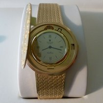 Rolex 20$ Cellini mit Goldarmband